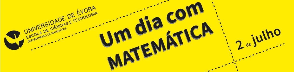 Um dia com Matemática
